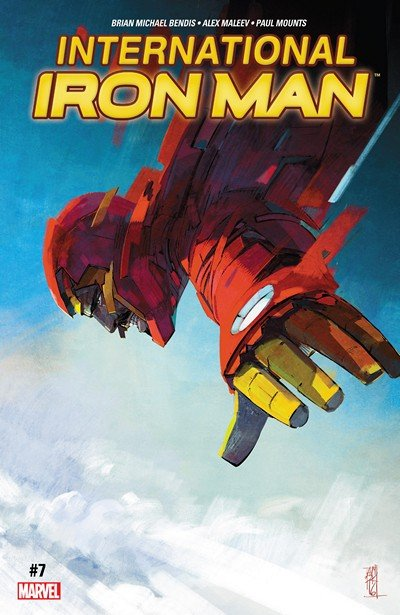 International Iron Man #7 (2016)