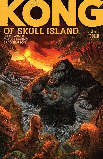 Kong Of Skull Island #3 (2016)