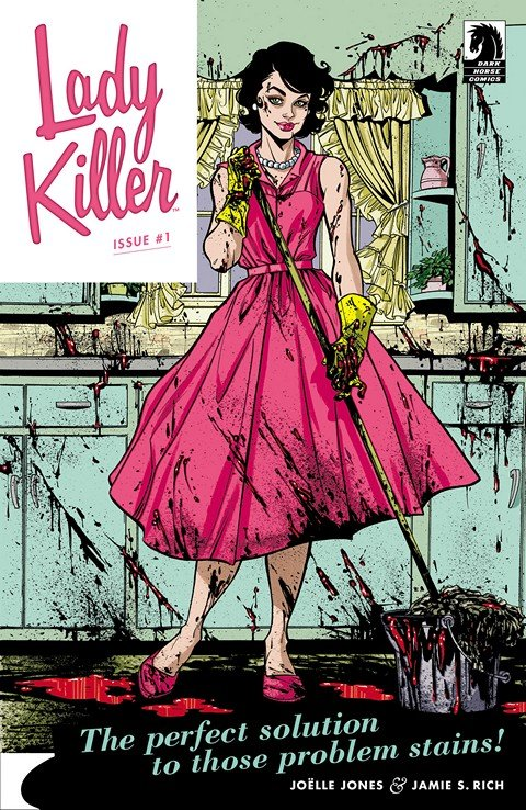 Lady Killer #1 – 5 + TPB (2015)