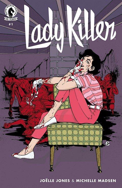 Lady Killer 2 #1 (2016)