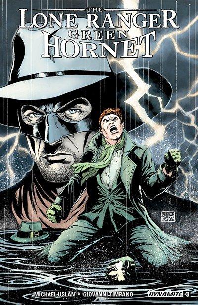 Lone Ranger – Green Hornet #3 (2016)