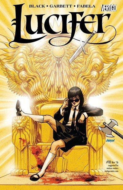 Lucifer #10 (2016)