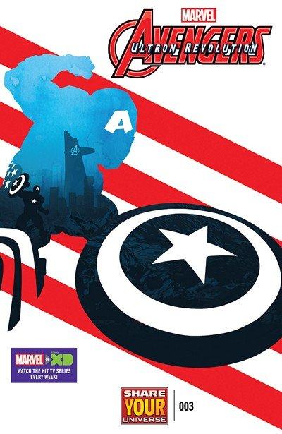 Marvel Universe Avengers – Ultron Revolution #3