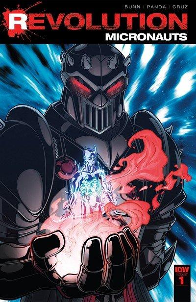 Micronauts – Revolution #1 (2016)