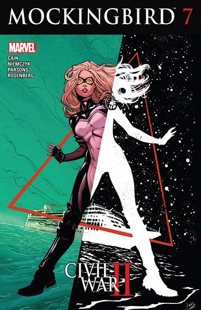 Mockingbird #7 (2016)