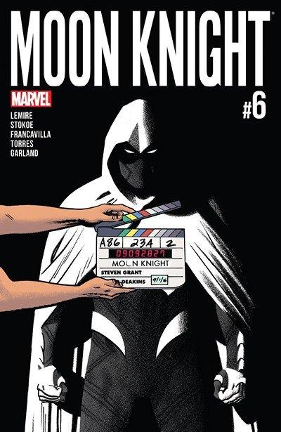 Moon Knight #6 (2016)