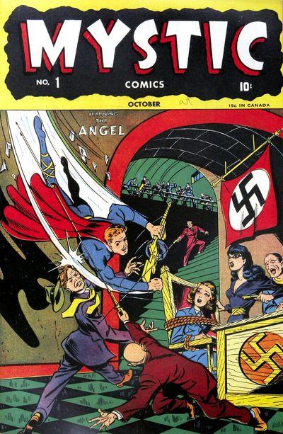 Mystic Comics Vol. 2 #1 – 4 (1944-1945)