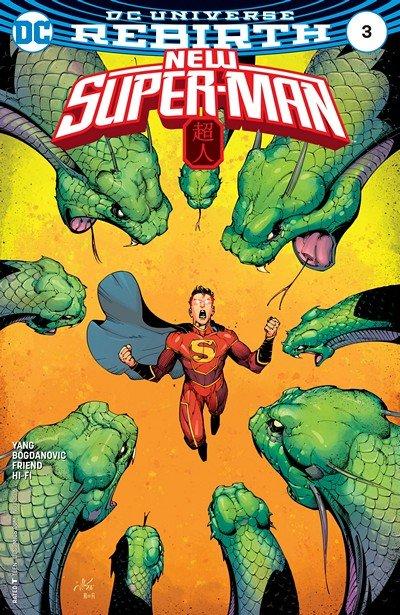 New Super-Man #3 (2016)