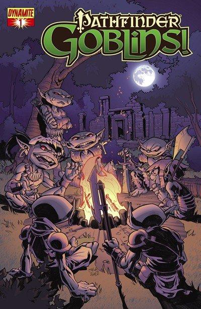 Pathfinder – Goblins! #1 – 5 + TPB (2013)