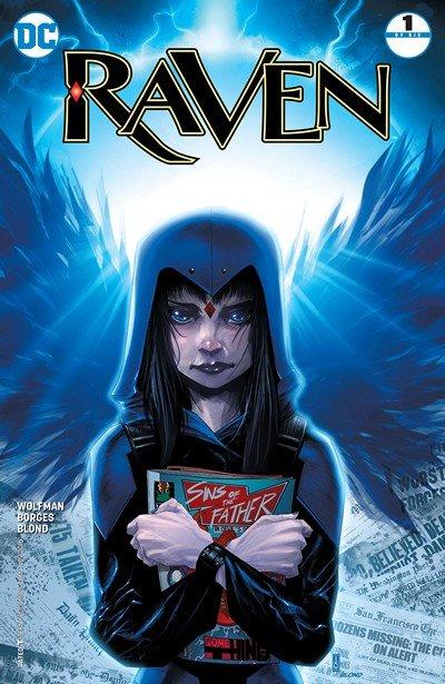 Raven #1 (2016)