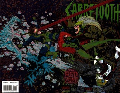 Sabretooth – In The Redzone (1995)