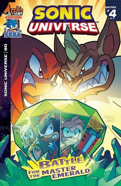 Sonic Universe #90 (2016)