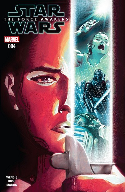 Star Wars – The Force Awakens Adaptation #4 (2016)