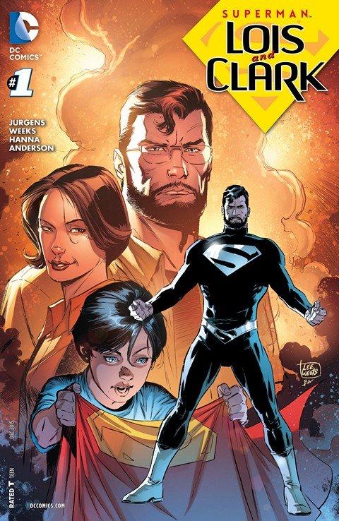 Superman – Lois & Clark #1 – 8 (2015-2016)