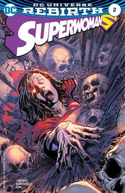 Superwoman #2 (2016)