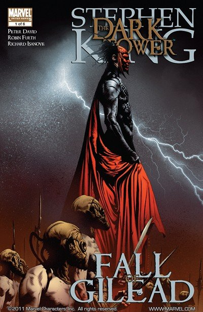 The Dark Tower – The Fall of Gilead #1 – 6 (2009-2010)