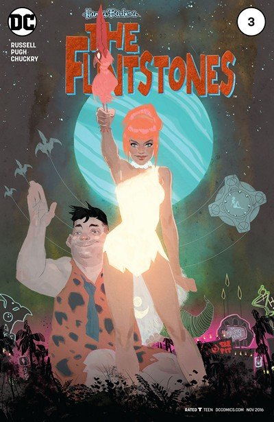 The Flintstones #3 (2016)