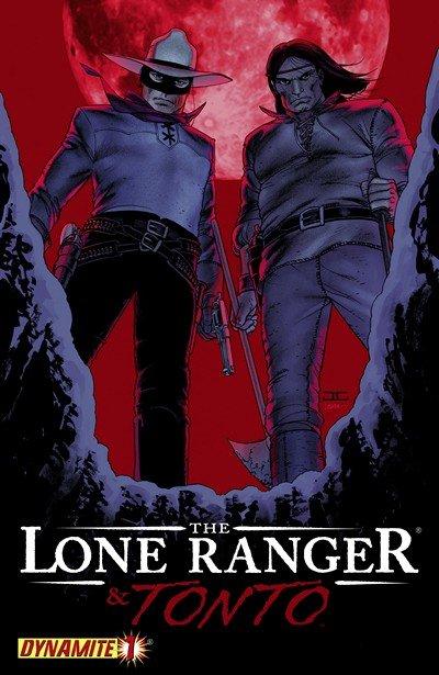 The Lone Ranger & Tonto #1 – 4 (2008-2010)