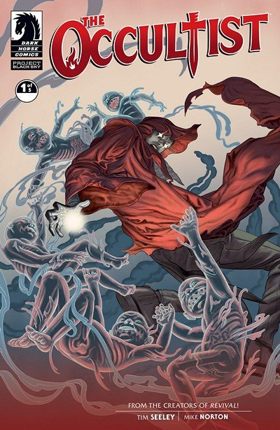 The Occultist #1 – 5 (2013)