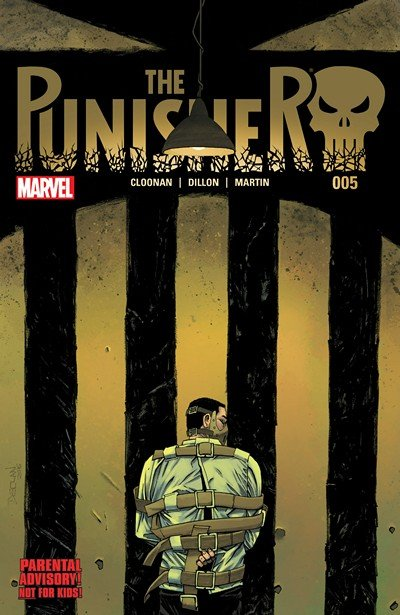 The Punisher #5 (2016)