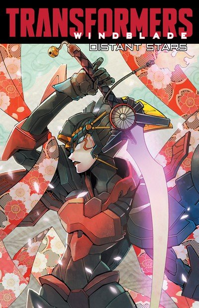 The Transformers – Windblade – Distant Stars (2016)
