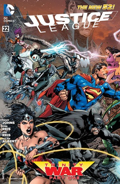 The Trinity War (Collected) (2013)