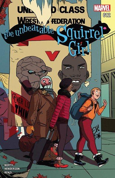 The Unbeatable Squirrel Girl #12 (2016)