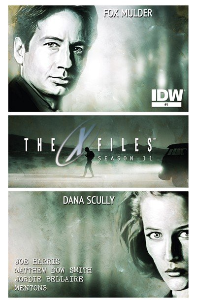 The X-Files – Season 11 #1 – 8 (2015-2016)