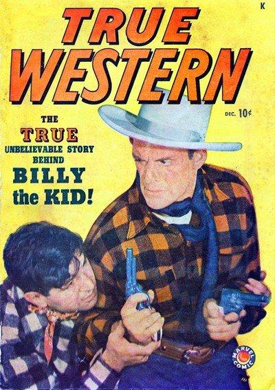 True Western #1 – 2 (1949-1950)