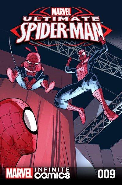 Ultimate Spider-Man Infinite Comic #9 (2016)