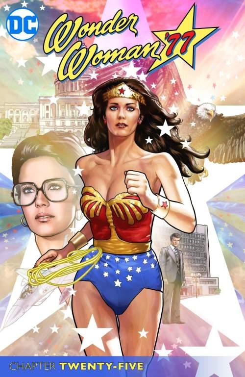 Wonder Woman '77 #25 (2016)