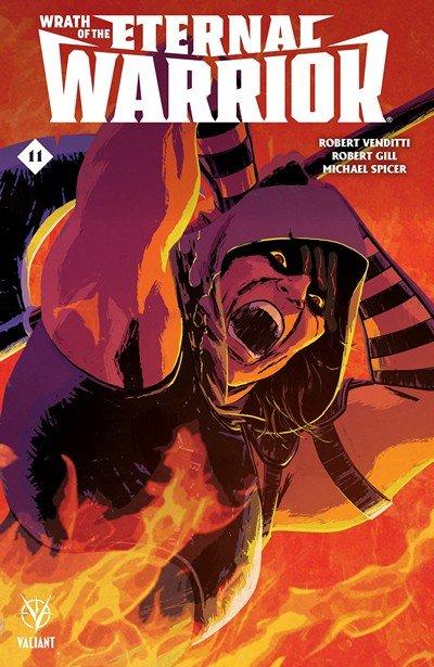 Wrath of the Eternal Warrior #11 (2016)
