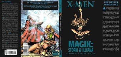 X-Men – Magik – Storm & Illyana (2008)