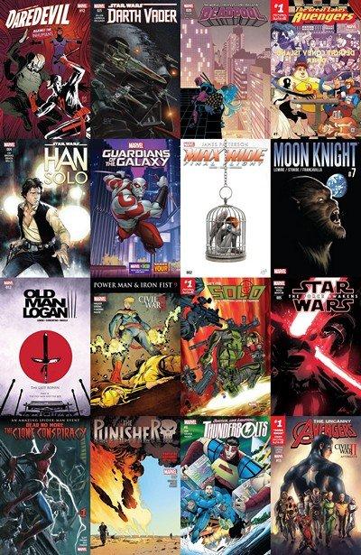 2016.10.12 Marvel Week+