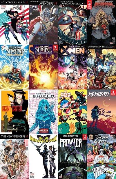 2016.10.26 Marvel Week+