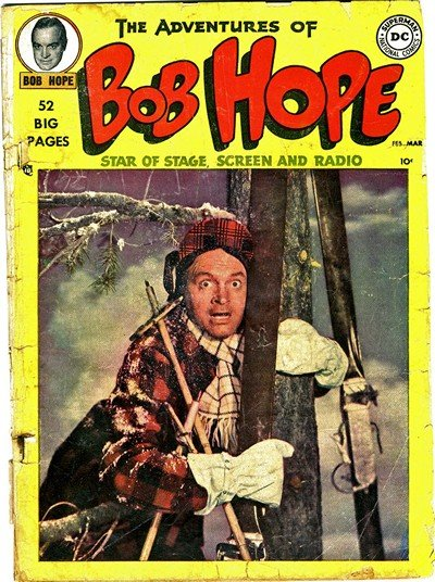 Adventures of Bob Hope #1 – 109 (1950-1968)
