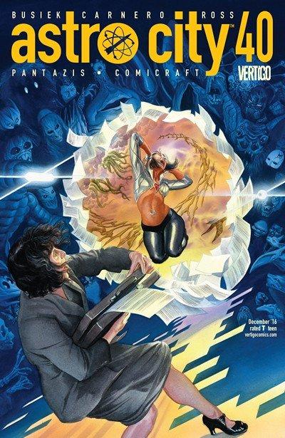 Astro City #40 (2016)