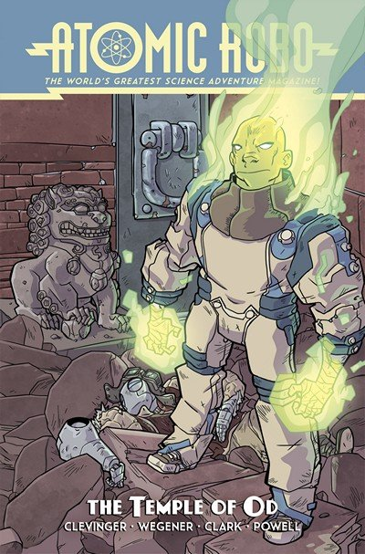 Atomic Robo and the Temple of Od #2 (2016)