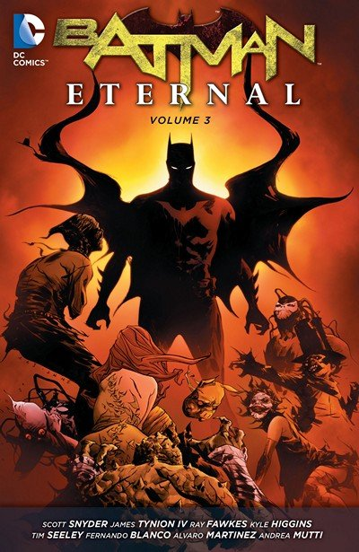 Batman Eternal Vol. 3 (2015)