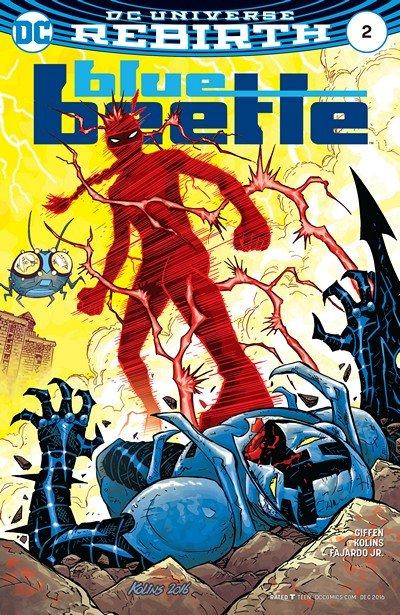 Blue Beetle #2 (2016)