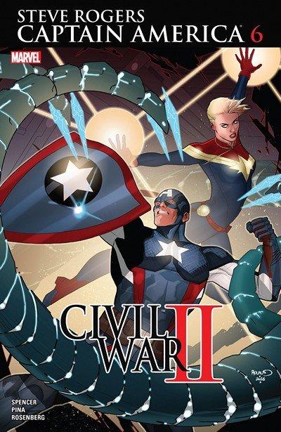 Captain America – Steve Rogers #6 (2016)
