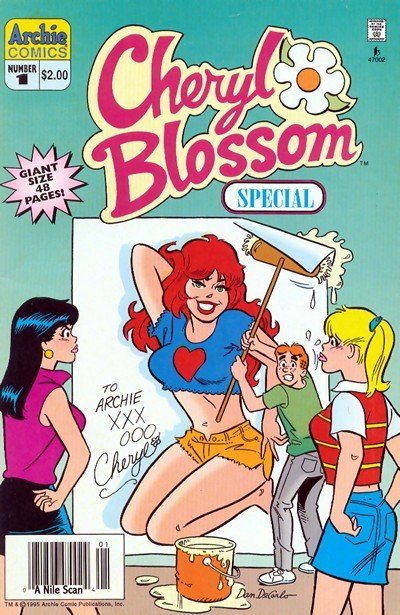 Cheryl Blossom Special #1 – 4 (1995)