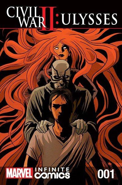 Civil War II – Ulysses Infinite Comic #1 – 6 (2016)