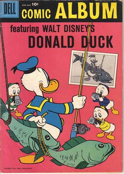 Comic Album #1 – 18 (1958-1962)