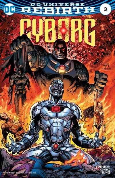 Cyborg #3 (2016)