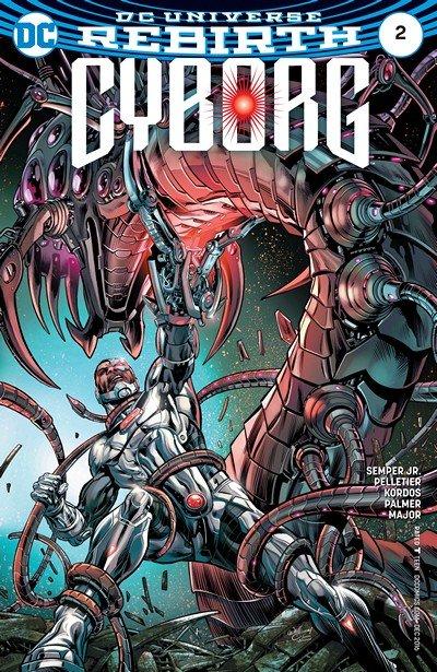 Cyborg #2 (2016)