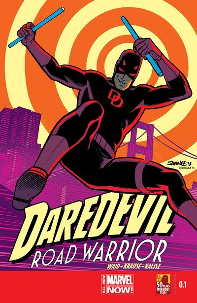 Daredevil Vol. 4 #0.1 – 18 + TPB Vol. 1 – 4 (2014-2015)