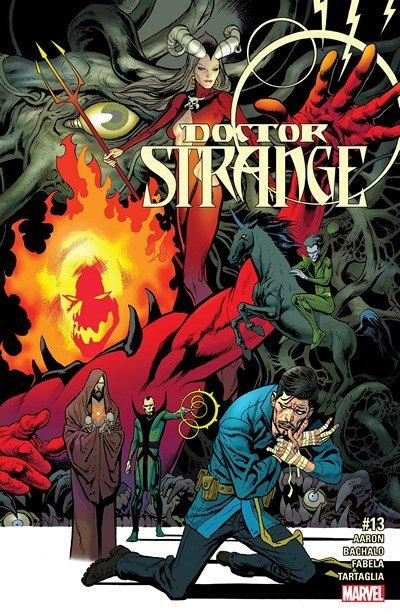 Doctor Strange #13 (2016)