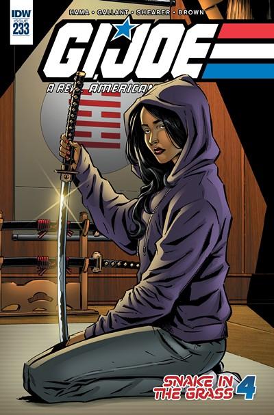 G.I. Joe – A Real American Hero #233 (2016)