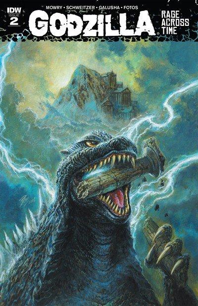 Godzilla – Rage Across Time #2 (2016)